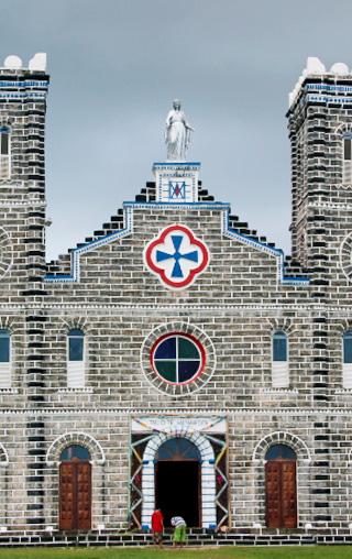 cathédrale de Mata-utu à Wallis